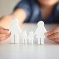 Bauda už nebendravimą su vaiku